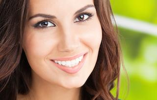 Get a beautiful smile with porcelain veneers by Covina dentist Dr Michael C Huang